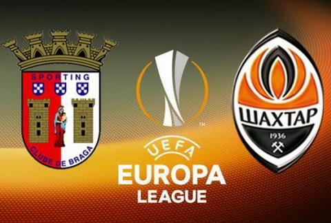 Nhan dinh Braga vs Shakhtar Donetsk 23h00 ngay 0812 (Europa League 201617) hinh anh