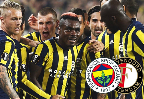 Nhan dinh Feyenoord vs Fenerbahce 01h00 ngay 0912 (Europa League 201617) hinh anh