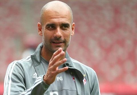 HLV Pep Guardiola khong the loi keo Messi toi Man City hinh anh