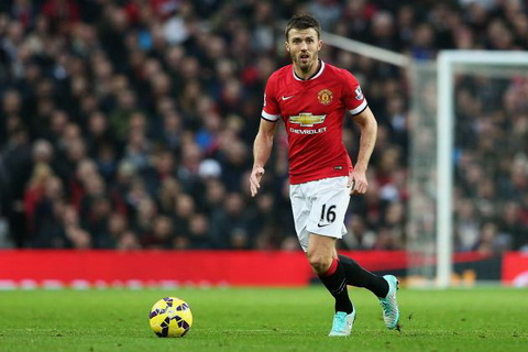 tien ve Michael Carrick hinh anh 2