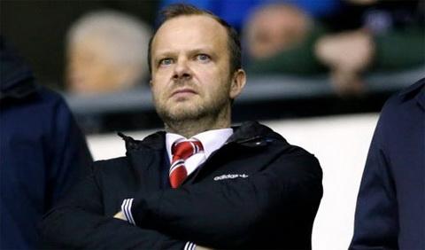 CEO cua M.U nhuc dau vi thanh tich cua ... Leicester