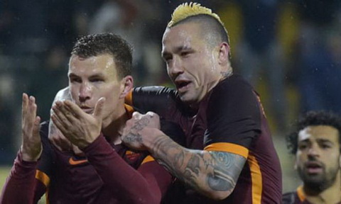Carpi 1-3 AS Roma: Noi dai tuan trang mat!