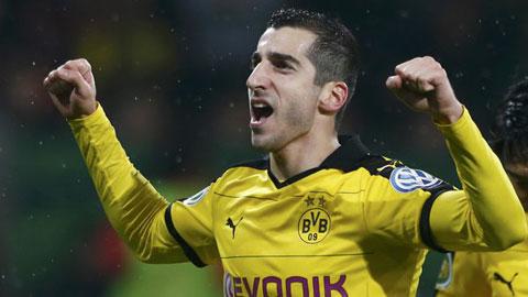 Chelsea chuan bi ra gia 60 trieu Euro cho sao Dortmund hinh anh