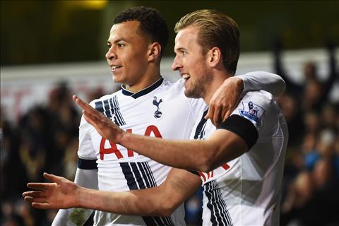 Kane Alli ngoi sao Tottenham