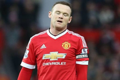 Wayne Rooney an dinh thoi diem tai xuat san co hinh anh