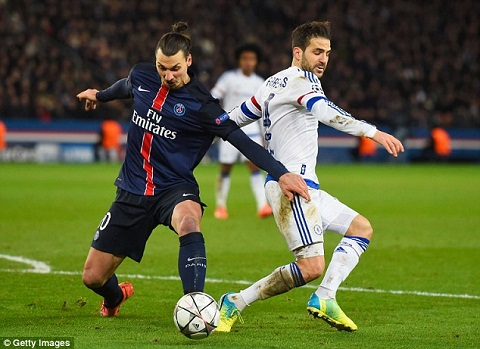 Ibrahimovic that bai vi qua am anh voi ban than hinh anh