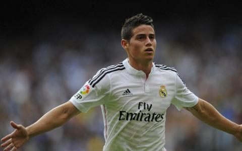 Real Madrid 2-0 Roma James Rodriguez chi trich NHM Real hinh anh 2