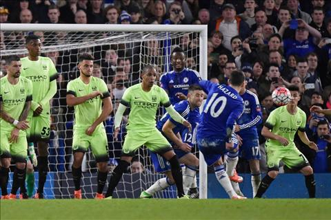 Chelsea 5-1 Man City Su tro lai cua Hazard hinh anh