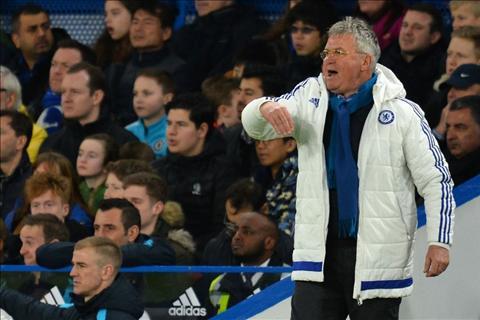 Norwich 1-2 Chelsea Hiddink khong hai long ve cac hoc tro hinh anh 2