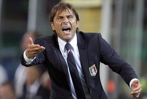 Antonio Conte nhan khoang 6,3 trieu bang moi nam tai Chelsea
