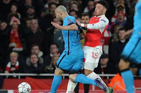 Chamberlain Arsenal