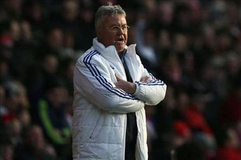 HLV Hiddink Chelsea