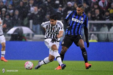 Video clip ban thang Juventus 2-0 Inter Milan (Vong 27 Serie A 20152016) hinh anh