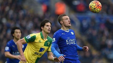 Vua pha luoi Premier League 201516 Vardy sa sut, Aguero tang toc hinh anh 3