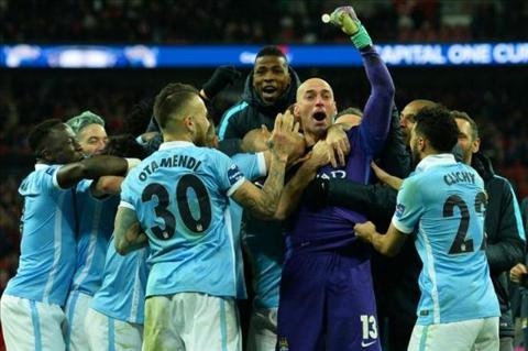 Caballero Liverpool 1-1 Man City