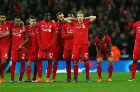 Liverpool thua Man City