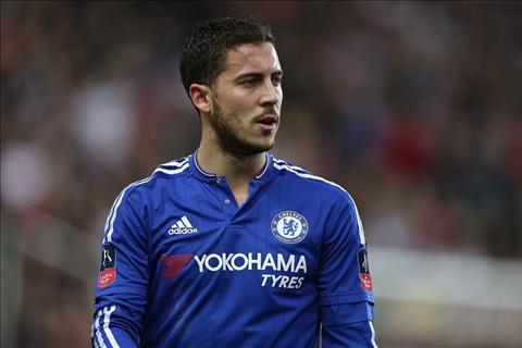 Huyen thoai MU doa cho Eden Hazard an dap hinh anh