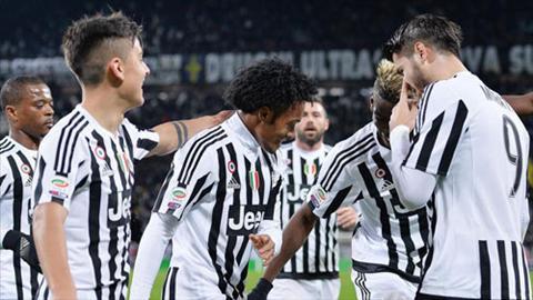 Video clip ban thang Juventus 1-0 Genoa (Vong 23 Serie A 20152016) hinh anh