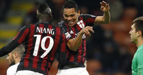 Video clip ban thang Palermo 0-2 AC Milan (Vong 23 Serie A 20152016) hinh anh