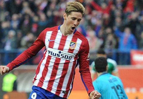 Atletico Madrid 3-1 Eibar Torres can moc 100 ban thang! hinh anh