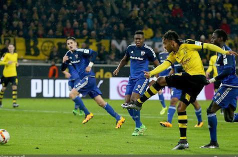 Hertha Berlin 0-0 Dortmund Khi Nguoi doi bat luc hinh anh