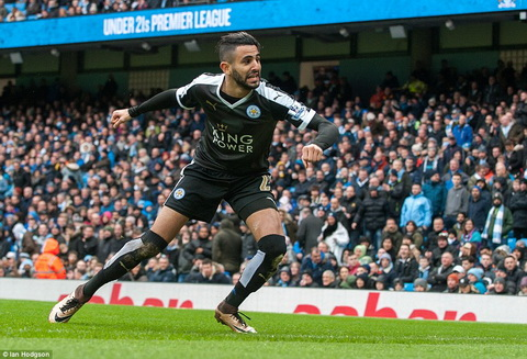 Mahrez co ban thang thu 15 o Premier League mua nay