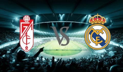 Granada 1-2 Real Madrid: Ronaldo tang hinh, Los Blancos thang nhoc