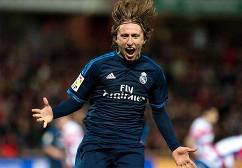 Soc voi so tien pha vo hop dong cua tien ve Luka Modric hinh anh