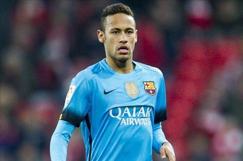 """""""Neymar vui ve du chua duoc Barca gia han hop dong"""""""