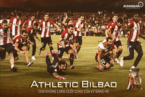 Cau chuyen co tich ve bong da cua Athletic Bilbao o La Liga hinh anh