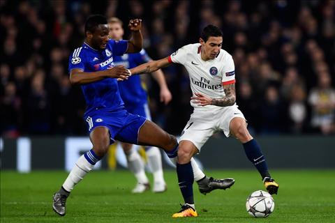 Di Maria Chelsea vs PSG