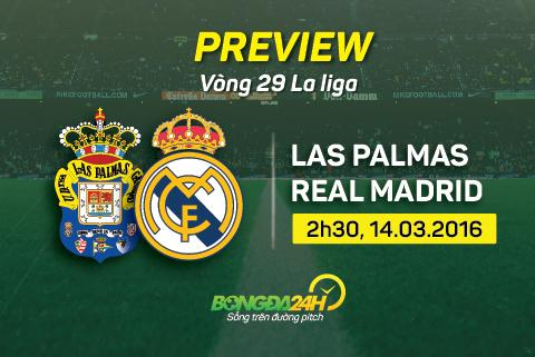 Preview: Las Palmas - Real Madrid