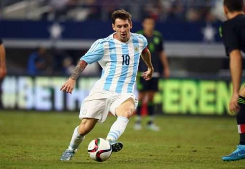Lionel Messi khong phai la cau thu xuat sac nhat moi thoi dai hinh anh