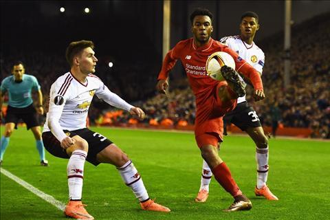 Sturridge Liverpool vs M.U