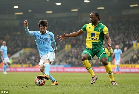 Du am Norwich 0-0 Man City Nhu ran mat dau hinh anh 2