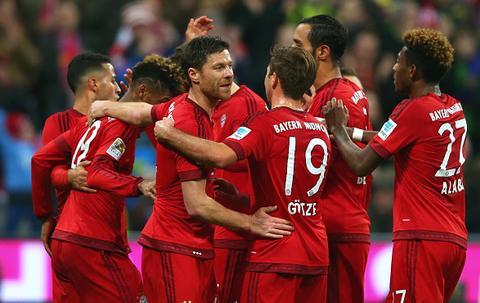 Bayern Munich 5-0 Werder Bremen Gui chien thu huy diet toi Juventus hinh anh