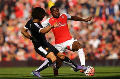 Goc Arsenal  Mahrez se giai quyet van de buc thiet ben canh phai hinh anh