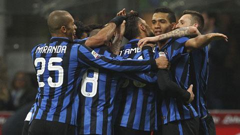 Inter Milan 2-1 Bologna Chien thang nhoc nhan hinh anh