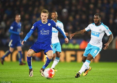 Leicester 1-0 Newcastle Them mot nac thang len thien duong! hinh anh 3