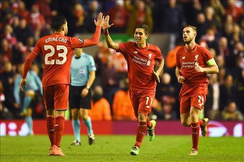 Liverpool thang M.U