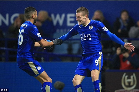 Du am tran Sunderland 0-2 Leicester hinh anh