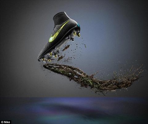 Giay dau chong bun dat cua Nike da trinh lang sieu an tuong hinh anh