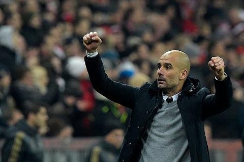 Man City khong du Champions League, HLV Pep Guardiola van toi Etihad hinh anh 2