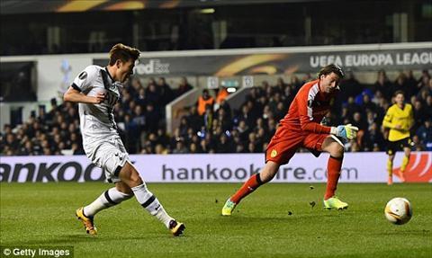 Tottenham 1-2 (1-5) Dortmund Lam thit Ga trong, Vang Den hien ngang vao tu ket hinh anh 6