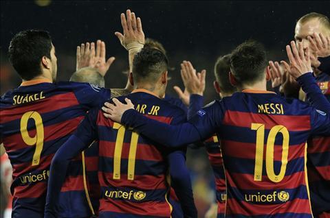 Villarreal vs Barcelona hinh anh