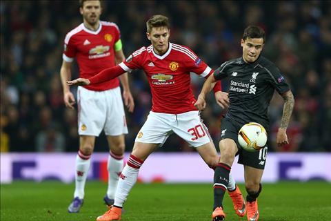 cau thu M.U 1-1 Liverpool