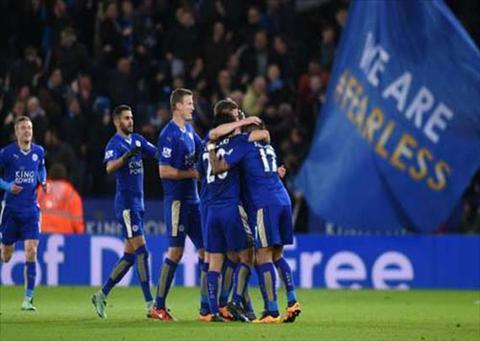 Leicester vo dich Premier League 201516 tai sao khong hinh anh