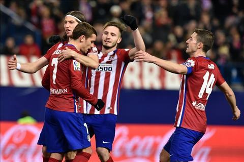 Atletico 3-0 Sociedad