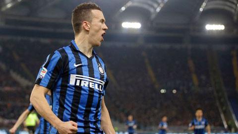 AS Roma 1-1 Inter Milan Tran hoa ngoan muc cua doi chu nha hinh anh
