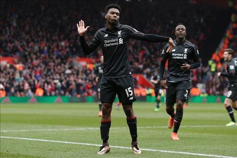 Sturridge Southampton 2-3 Liverpool